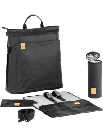 Lässig Wickelrucksack Tyve, Backpack, Greenlabel, black