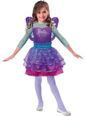 Amscan Kostüm Barbie Rainbow Fairy