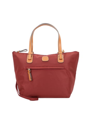 BRIC`s X-Bag Handtasche 24 cm in bordeaux
