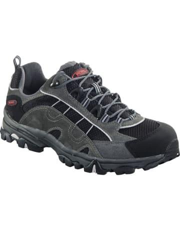 MEINDL Schuhe Magic Men 2.0 in anthrazit / rot