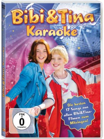 KIDDINX DVD Bibi & Tina - Kinofilm-Karaoke-DVD