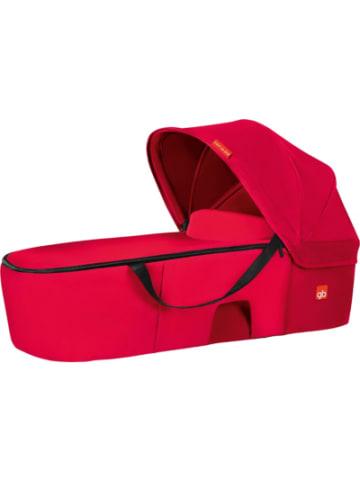 Gb GOLD Kinderwagenaufsatz Cot to Go, Cherry Red