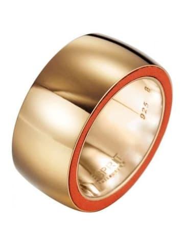 ESPRIT COLLECTION  Esprit Collection Damenring In Rosegold aus Edelstahl