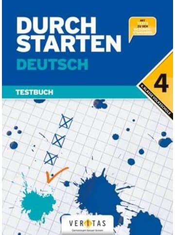 VERITAS Durchstarten - Deutsch - Neubearbeitung - 4. Schuljahr