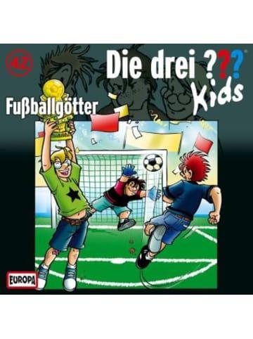 United Soft Media Die drei ???-Kids - Fußballgötter, Audio-CD