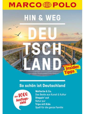 Mairdumont MARCO POLO Hin & Weg Deutschland