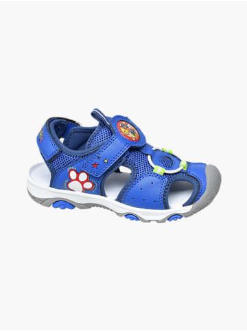 Paw Patrol Sandale blau