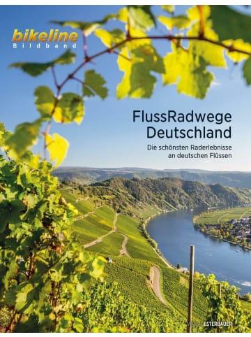 Esterbauer Bikeline FlussRadwege Deutschland   Die schönsten Raderlebnisse an deutschen...