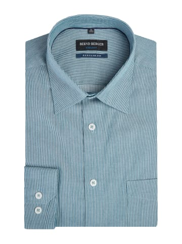 Bernd Berger Businesshemd in blau