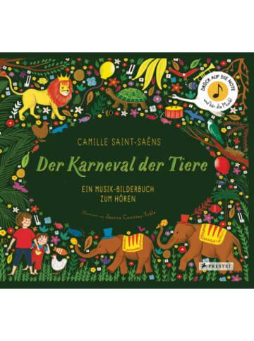 Prestel Verlag Der Karneval der Tiere, m. Soundeffekten
