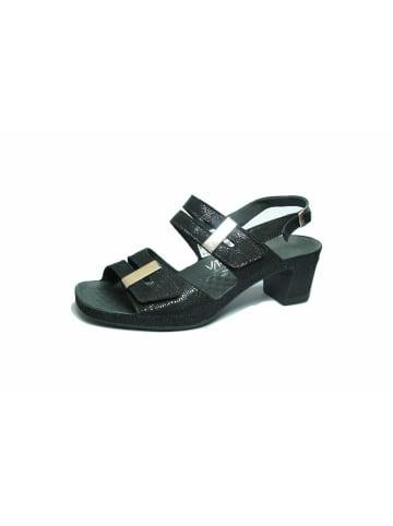 Vital Sandalen/Sandaletten in schwarz