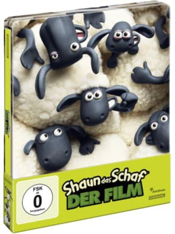 Shaun das Schaf BLU-RAY Shaun das Schaf - Der Film (Steelbook)
