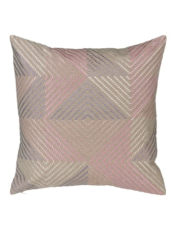 Impressionen Living Kissenhülle in rosé/beige