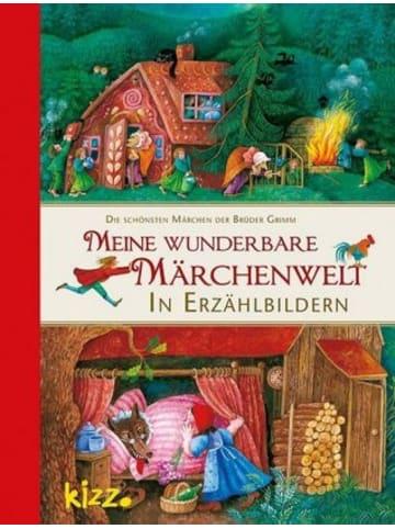 KIZZ Meine wunderbare Märchenwelt in Erzählbildern