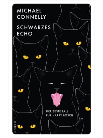 Kampa Verlag Schwarzes Echo