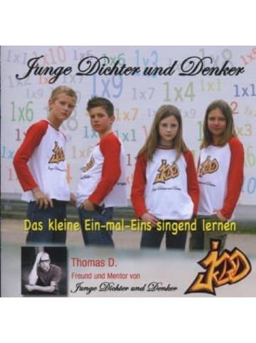 Alife Junge Dichter und Denker - Das kleine Ein-mal-Eins singend lernen, 1 Audio-CD