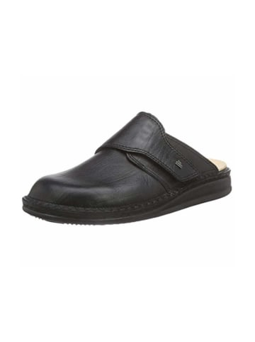 Finn Comfort Pantoletten in schwarz