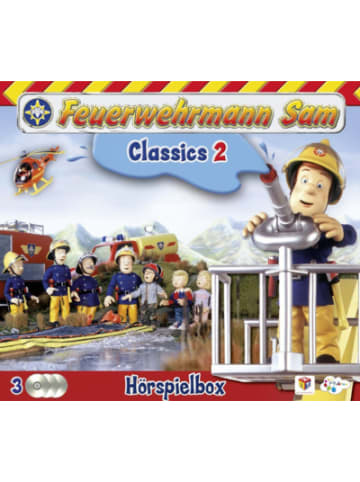 Just Bridge Entertainment CD Feuerwehrmann Sam-Feuerwehrmann Sam Classics-Hörsp