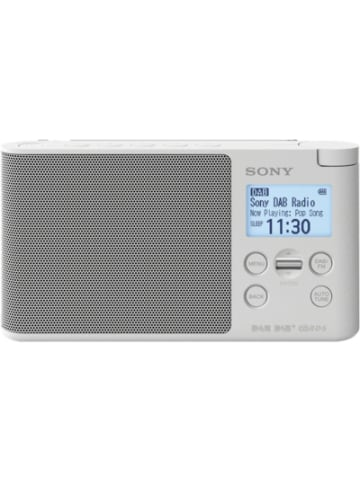 Sony Tischradio DAB+, UKW XDRS41D