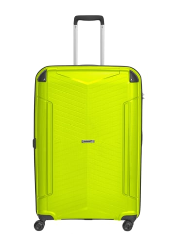 Packenger Premium Silent Reisekoffer in Hellgrün