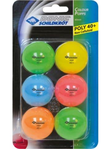 Donic-Schildkröt Tischtennis Ball Colour Popps