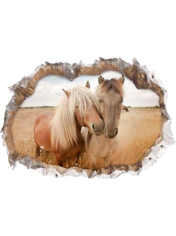 "EASYmaxx 3D-Wandtattoo ""Pferde"""