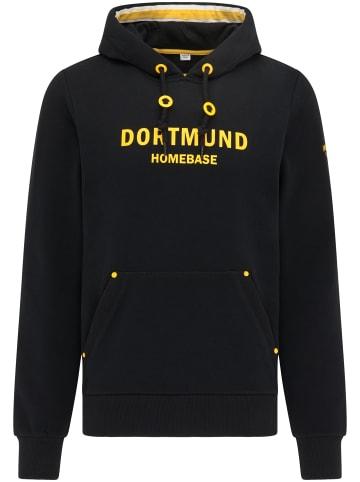 Homebase Hoodie - Dortmund in Schwarz