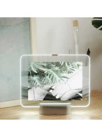 """Umbra Bilderrahmen mit LED Beleuchtung """"Glo"""" für 13 x 18 cm"""