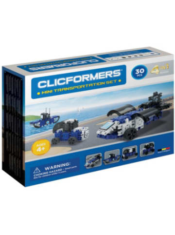 CLICFORMERS - Transport Mini Set - 30 Stück
