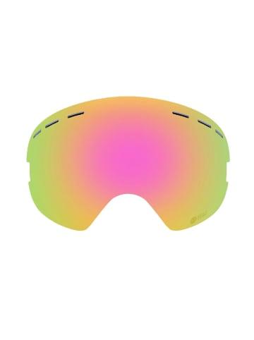 YEAZ Ski- / Snowboardbrillen XTRM-SUMMIT in rosa