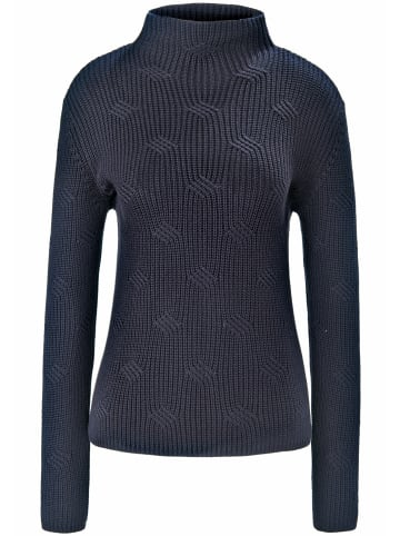 PETER HAHN Pullover Pullover in marine