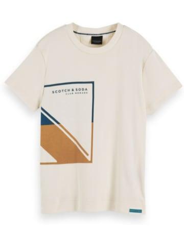 SCOTCH SHRUNK T-Shirt CLUB NOMADE
