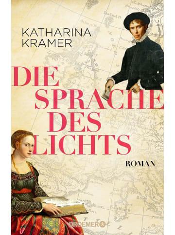 Droemer Die Sprache des Lichts | Roman