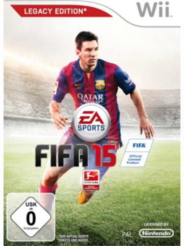 Electronic Arts Wii Fifa 15