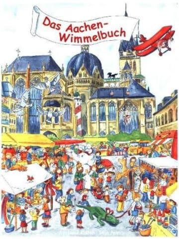 Sieprath Das Aachen-Wimmelbuch