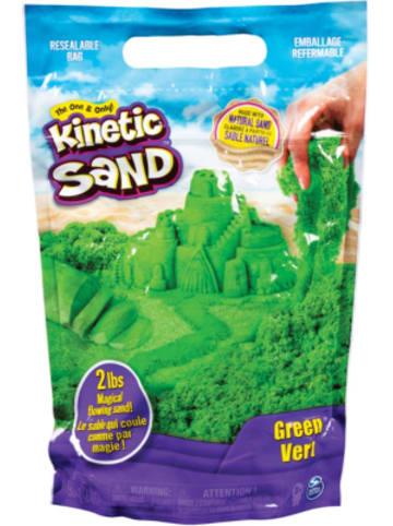 Spin Master Kinetic Sand grün, 907 g Beutel