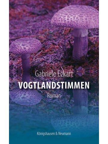 Königshausen & Neumann Vogtlandstimmen | Roman