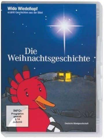 Deutsche Bibelgesellschaft Die Weihnachtsgeschichte, 1 DVD