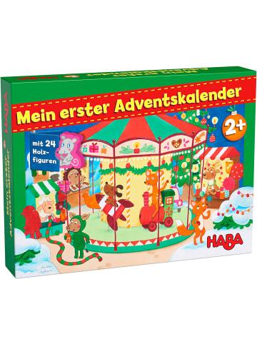 Haba 306266 Mein erster Adventskalender – Auf dem Weihnachtsmarkt
