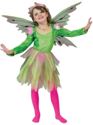 Funny Fashion Kostüm Blumenfee