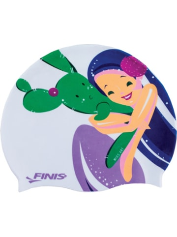 FINIS Badekappe in Meerjungfrauen-Stil, Kaktus