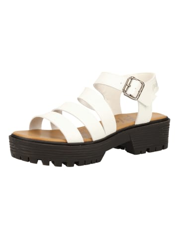 Blowfish Sandalen in White