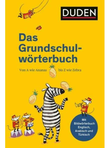 Bibliographisches Institut Duden - Das Grundschulwörterbuch