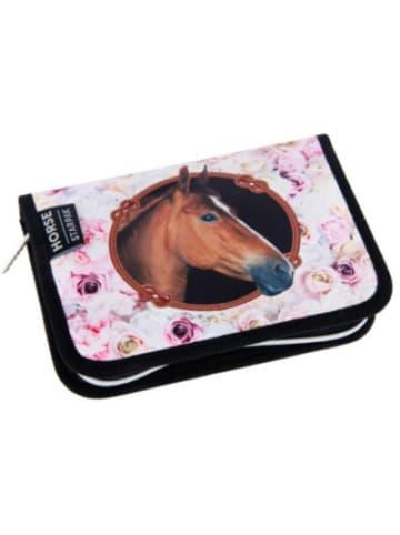 Starpak Federmäppchen HORSES, mit Zubehör