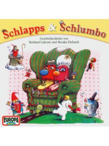 Sony CD Reinhard Lakomy - Schlapps und Schlumbo