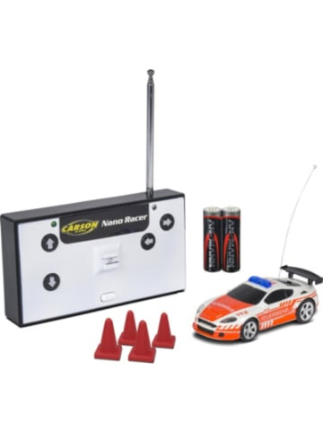 CARSON 1:60 Nano Racer Feuerwehr 27MHz 100% RTR