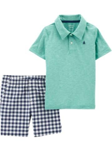 Carter's Set T-Shirt+Shorts