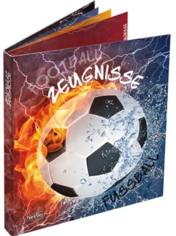 Nestler Zeugnismappe Fußball