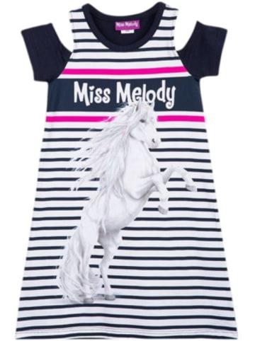 Miss Melody Miss Melody Kinder Jerseykleid