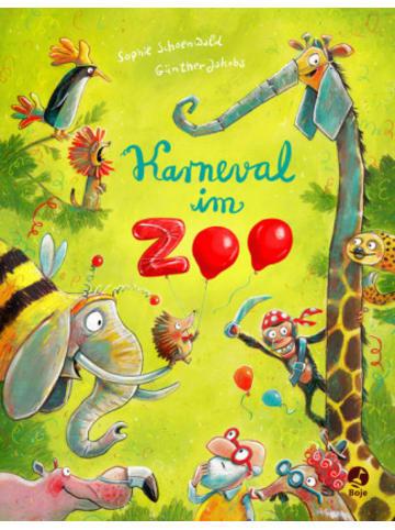 Boje Verlag Karneval im Zoo